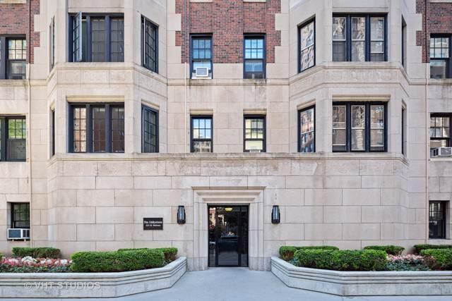 421 W Melrose Street 20C, Chicago, IL 60657 (MLS #10618612) :: John Lyons Real Estate