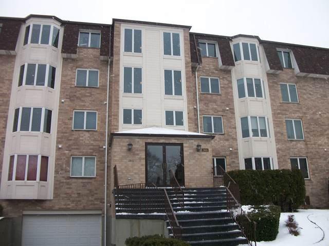 3660 186th Street #203, Lansing, IL 60438 (MLS #10618625) :: The Dena Furlow Team - Keller Williams Realty