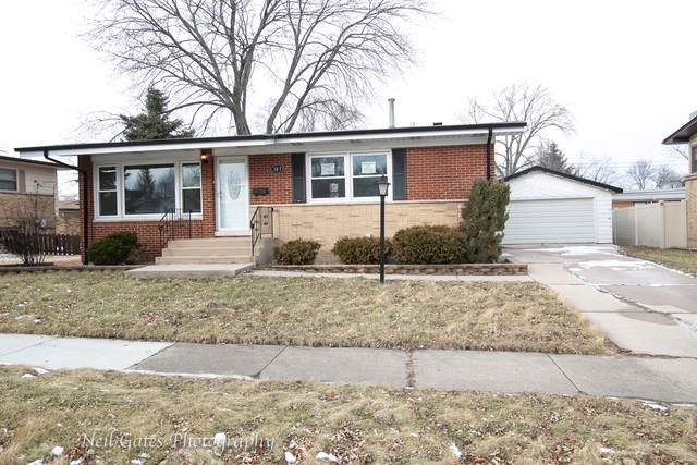 185 Pleasant Drive, Chicago Heights, IL 60411 (MLS #10618627) :: The Wexler Group at Keller Williams Preferred Realty