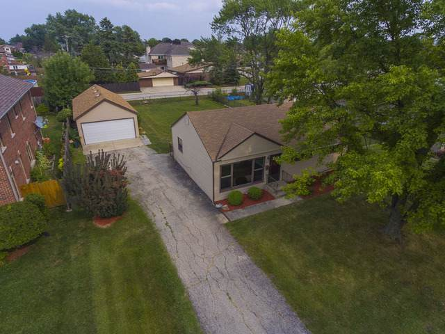 5110 N Pittsburgh Avenue, Norridge, IL 60706 (MLS #10618634) :: The Perotti Group | Compass Real Estate