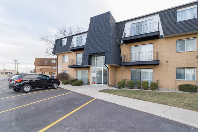 4815 W 109th Street #203, Oak Lawn, IL 60453 (MLS #10618637) :: The Mattz Mega Group