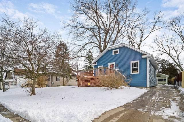 823 Washburn Street, Elgin, IL 60123 (MLS #10618645) :: Suburban Life Realty