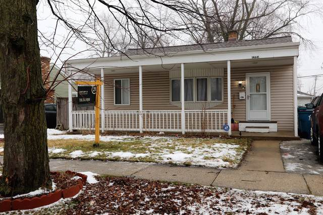 14641 Spaulding Avenue, Midlothian, IL 60445 (MLS #10618667) :: Berkshire Hathaway HomeServices Snyder Real Estate
