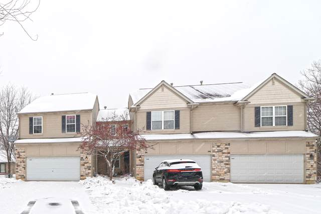 856 Amelia Court, Grayslake, IL 60030 (MLS #10618721) :: The Perotti Group | Compass Real Estate