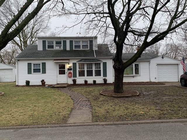 1112 Fairlawn Drive, Rantoul, IL 61866 (MLS #10618750) :: Property Consultants Realty