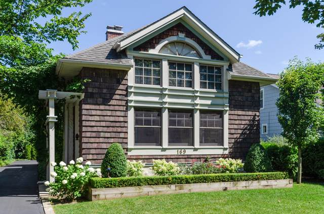 169 Wildwood Road, Lake Forest, IL 60045 (MLS #10618834) :: The Perotti Group | Compass Real Estate