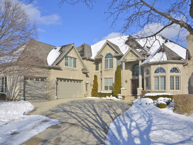 1695 Pebble Beach Way, Vernon Hills, IL 60061 (MLS #10618856) :: The Perotti Group | Compass Real Estate