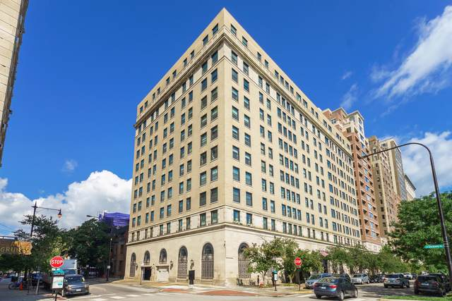2100 N Lincoln Park West 4DN, Chicago, IL 60614 (MLS #10618859) :: The Perotti Group | Compass Real Estate