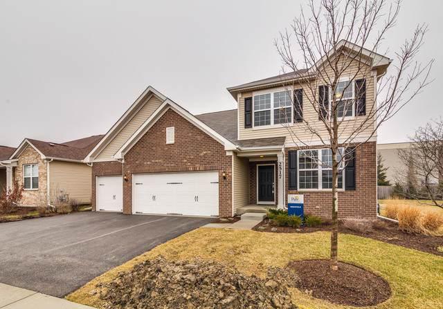 15841 Brookshore Drive, Plainfield, IL 60544 (MLS #10618863) :: Touchstone Group