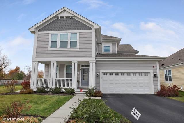 811 Timbers Edge Lane, Northbrook, IL 60062 (MLS #10618873) :: The Mattz Mega Group