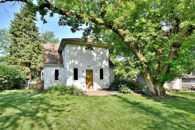 5900 Pershing Avenue, Downers Grove, IL 60516 (MLS #10618888) :: Berkshire Hathaway HomeServices Snyder Real Estate