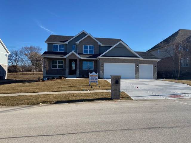16853 Sheridan's Trail, Orland Park, IL 60467 (MLS #10618896) :: Baz Realty Network | Keller Williams Elite