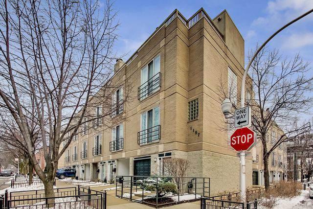 1157 W Newport Avenue M, Chicago, IL 60657 (MLS #10618929) :: John Lyons Real Estate