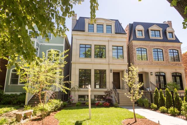 2453 N Burling Street, Chicago, IL 60614 (MLS #10618934) :: The Perotti Group | Compass Real Estate