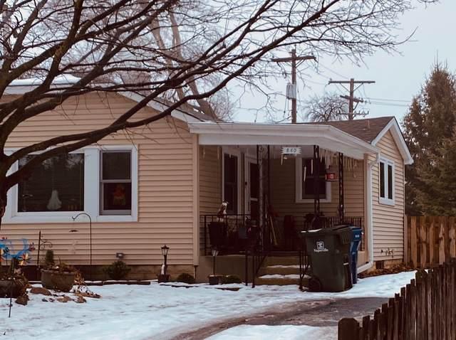 840 N Sleight Street, Naperville, IL 60563 (MLS #10618978) :: Baz Realty Network | Keller Williams Elite