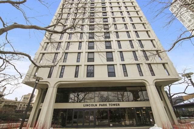 1960 N Lincoln Park W #604, Chicago, IL 60614 (MLS #10618993) :: Property Consultants Realty