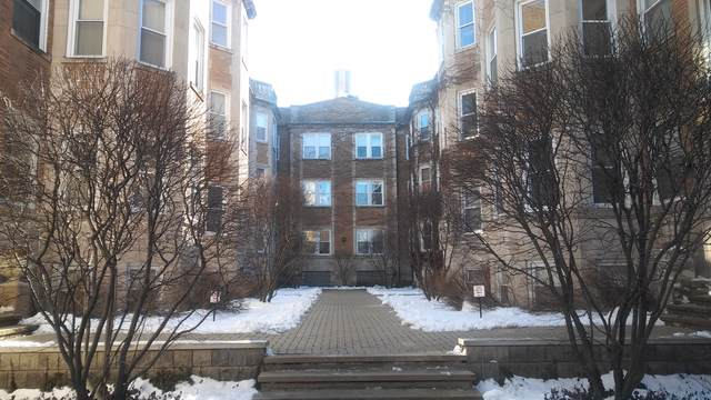 873 W Cornelia Avenue #1, Chicago, IL 60657 (MLS #10619022) :: John Lyons Real Estate