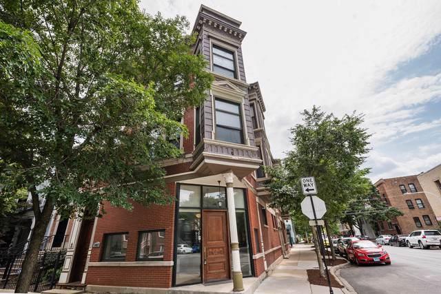 1459 W School Street #1, Chicago, IL 60657 (MLS #10619027) :: John Lyons Real Estate