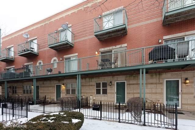 4530 S Woodlawn Avenue #1004, Chicago, IL 60653 (MLS #10619037) :: The Dena Furlow Team - Keller Williams Realty