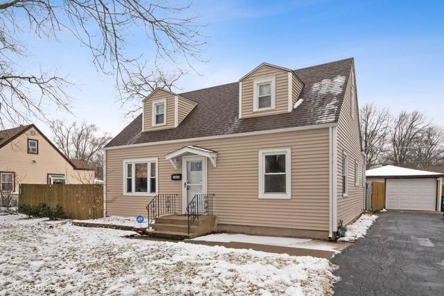 14424 Kilbourne Avenue, Midlothian, IL 60445 (MLS #10619071) :: Littlefield Group