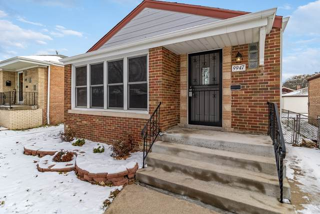 9947 S Fairfield Avenue, Chicago, IL 60655 (MLS #10619076) :: Littlefield Group