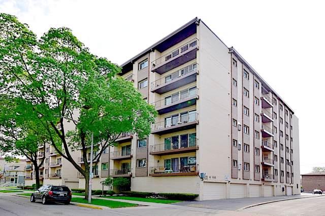 235 Marengo Avenue 4A, Forest Park, IL 60130 (MLS #10619079) :: The Mattz Mega Group