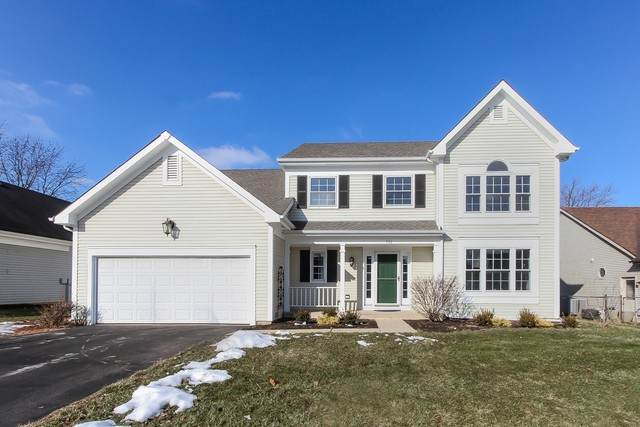 932 Manchester Street, Cary, IL 60013 (MLS #10619080) :: Lewke Partners