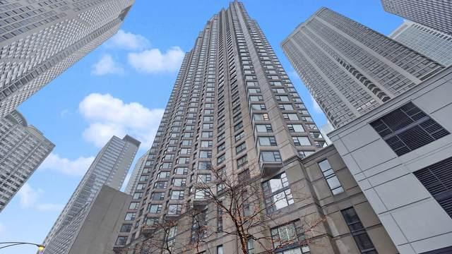 401 E Ontario Street #1107, Chicago, IL 60611 (MLS #10619084) :: Baz Realty Network | Keller Williams Elite