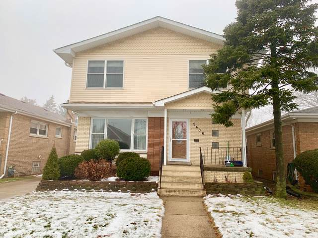 9406 S Springfield Avenue, Evergreen Park, IL 60805 (MLS #10619095) :: The Wexler Group at Keller Williams Preferred Realty