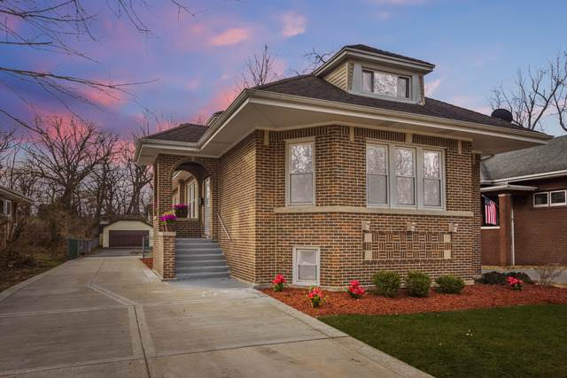 1669 W 104th Street, Chicago, IL 60643 (MLS #10619124) :: BN Homes Group