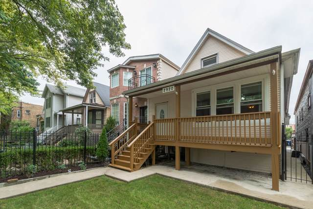 2920 W Belden Avenue, Chicago, IL 60647 (MLS #10619126) :: The Perotti Group | Compass Real Estate