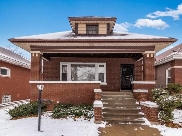 7542 S Cregier Avenue, Chicago, IL 60649 (MLS #10619210) :: Angela Walker Homes Real Estate Group