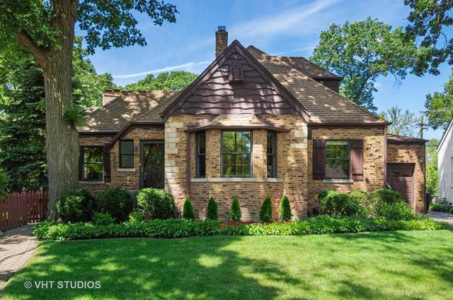 6704 N Wildwood Avenue, Chicago, IL 60646 (MLS #10619215) :: Angela Walker Homes Real Estate Group