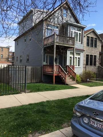 1931 N Whipple Street, Chicago, IL 60647 (MLS #10619221) :: The Perotti Group | Compass Real Estate