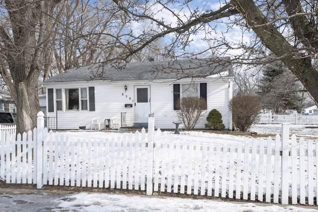 850 N Midland Avenue, Joliet, IL 60435 (MLS #10619242) :: The Wexler Group at Keller Williams Preferred Realty