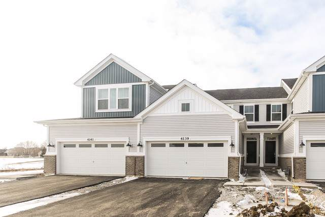 4139 Winslow Lot #13.02 Court, Aurora, IL 60504 (MLS #10619287) :: Property Consultants Realty