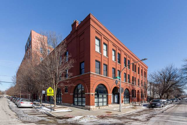 1652 W Wabansia Avenue #3, Chicago, IL 60622 (MLS #10619290) :: The Perotti Group | Compass Real Estate