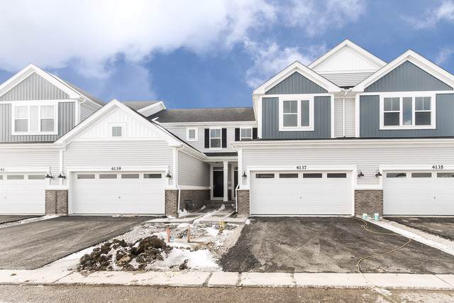 4137 Winslow Lot #13.03 Court, Aurora, IL 60504 (MLS #10619308) :: Property Consultants Realty