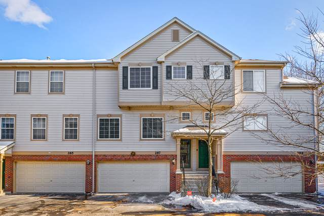287 Monarch Drive B, Streamwood, IL 60107 (MLS #10619321) :: Property Consultants Realty