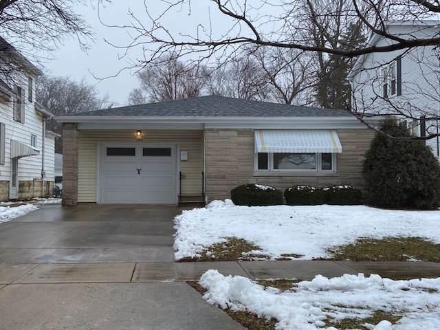 1109 Taylor Street, Joliet, IL 60435 (MLS #10619322) :: The Wexler Group at Keller Williams Preferred Realty