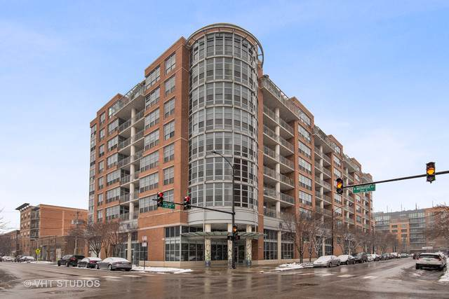 1200 W Monroe Street #903, Chicago, IL 60607 (MLS #10619340) :: The Dena Furlow Team - Keller Williams Realty