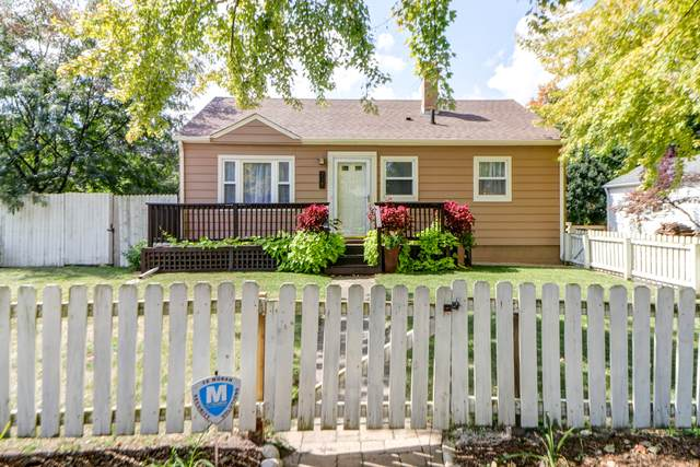 315 Flora Drive, Champaign, IL 61821 (MLS #10619364) :: Janet Jurich
