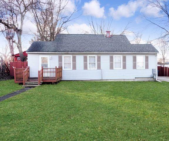 1611 Kelly Avenue, Crest Hill, IL 60403 (MLS #10619380) :: Ani Real Estate