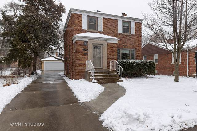 2247 S 4th Avenue, North Riverside, IL 60546 (MLS #10619383) :: Angela Walker Homes Real Estate Group