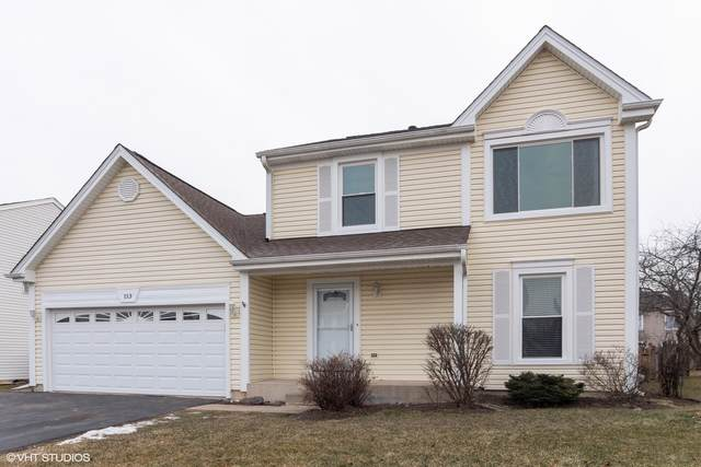 113 Woodview Drive, Streamwood, IL 60107 (MLS #10619410) :: The Mattz Mega Group