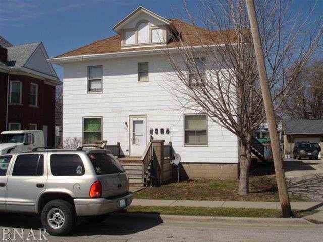 605 W Jefferson Street, Bloomington, IL 61701 (MLS #10619413) :: The Perotti Group   Compass Real Estate