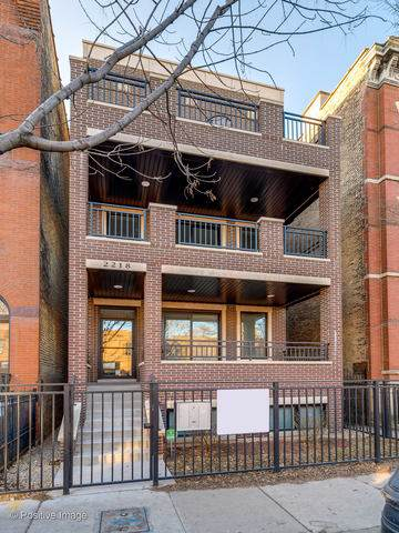 2218 N Halsted Street #2, Chicago, IL 60614 (MLS #10619461) :: The Wexler Group at Keller Williams Preferred Realty