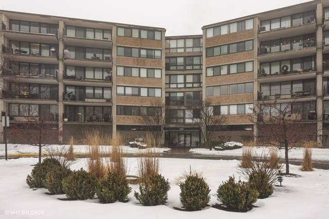 101 Bar Harbour Road 4B, Schaumburg, IL 60193 (MLS #10619472) :: The Wexler Group at Keller Williams Preferred Realty