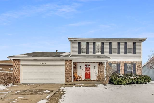 1804 71st Street, Downers Grove, IL 60516 (MLS #10619481) :: Berkshire Hathaway HomeServices Snyder Real Estate