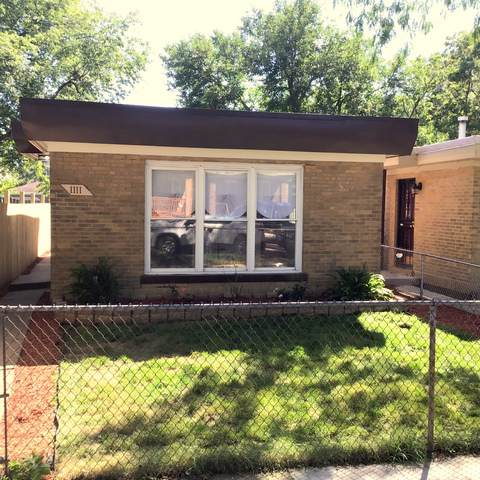 1111 E 82nd Place, Chicago, IL 60617 (MLS #10619486) :: The Wexler Group at Keller Williams Preferred Realty